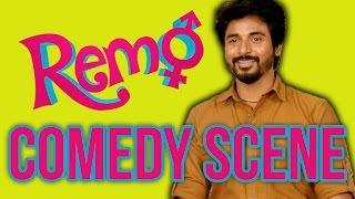 Remo - Comedy scene | Sivakarthikeyan |  Keerthy Suresh | P. C. Sreeram