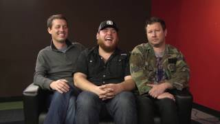Tiny Couch Interview with Luke Combs