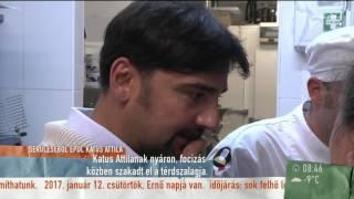 Katus Attilát műtétje közelebb hozta édesanyjához - tv2.hu/mokka