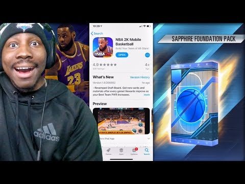 Xxx Mp4 NBA 2K MOBILE FREE DOWNLOAD OUT NOW My 1st SAPPHIRE Pack Opening Gameplay Ep 13 3gp Sex