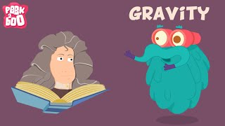 Gravity | The Dr. Binocs Show | Learn Videos For Kids