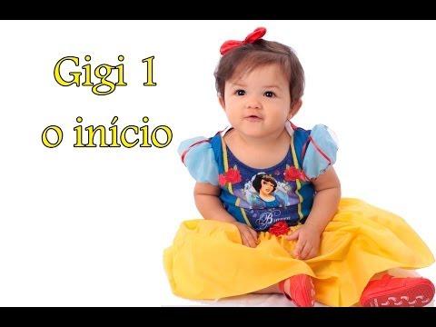 Retrospectiva Giovanna Olivo 1ano GIGI 1 O INÍCIO