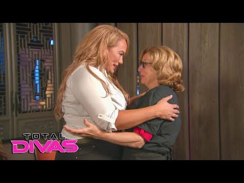 Xxx Mp4 Natalya And Nia Jax S Mothers Surprise Them At Dinner Total Divas Preview Clip Oct 24 2018 3gp Sex