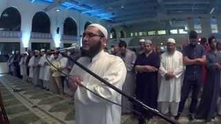 32 | Surah As-Sajda | Shaykh Ragab Kenawi | Masjid Al-Wali Taraweeh 2015