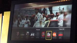 Comcast's New XFINITY TV Guide