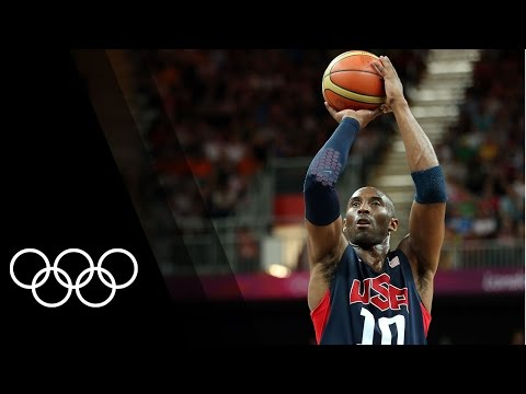 watch Kobe Bryant's best Olympic Basketball highlights