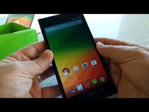 T Mobile ZTE ZMAX smartphone phablet un boxing 9 16 14