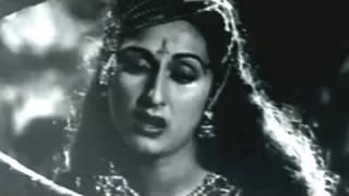 Dil Ki Lagi Hai Kya - Bina Rai, Lata Mangeshkar, Anarkali Song