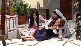 وردة بحالة خطرة كتير بعد ابرة الاجهاض  -  عطر الشام 3