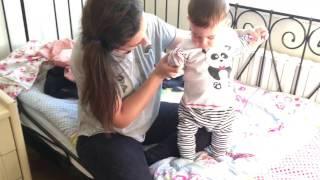 Giyinmeyi Sevmeyen Bebek
