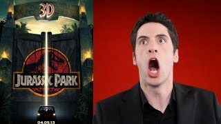 Jurassic Park 3D movie review