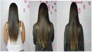 Como Fazer o CABELO CRESCER em POUCOS DIAS - How To REALLY Grow LONG HAIR FAST & NATURALLY!