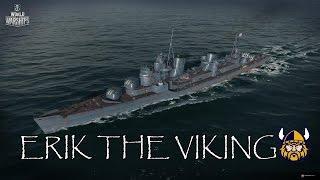 World of Warships - Erik the Viking