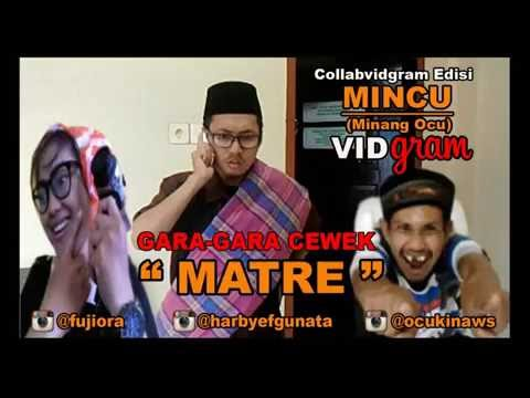 Film Komedi Pendek MinCu part 1 ( Minang dan Ocu )Cewek Matre @harbyefgunata  ( VIDEO NGAKAK )
