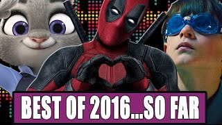 7 Best Movies of 2016 So Far