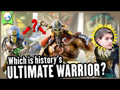 For Honor s BEST Warrior Gnoggin GT Debunked