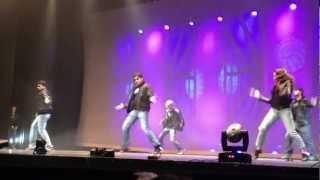 Bollywood Dance- Saddah Haq/Nangai song choreo- Lenin