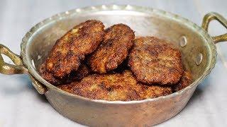 اگر میخواین کتلتهاتون ترد بشه مثل کتلت باحال ایرانی فقط با این روش درست کنید | Persian Cutlet