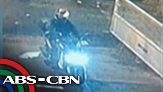 TV Patrol: Suspek sa pagpatay sa empleyado ng casino, sapul sa CCTV