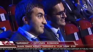"""İran kanalı """"Qarabağ""""a film həsr etdi"""