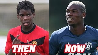 Paul POGBA Transformation Then And Now (Face & Hair & Hairstyle) | 2017 NEW