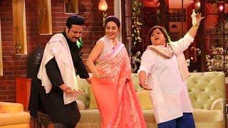 Comedy Nights Live, Episode 1 : Krushna & Madhuri Dixit Take a Dig at Kapil Sharma?