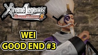 Kakek Legend Ini Kembali Di Dynasty Warriors! - Dynasty Warriors 8 XL Wei's Good Ending (3)