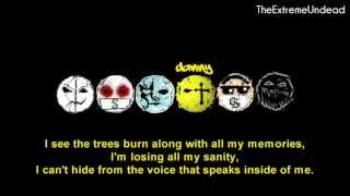 Hollywood Undead - Street Dreams [Lyrics Video] [OLD VERSION]