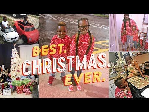 Xxx Mp4 THE BEST CHRISTMAS EVER CHRISTMAS DAY FAMILY VLOG 3gp Sex
