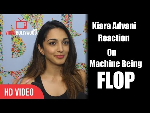 Xxx Mp4 Kiara Advani Reaction On Machine Movie Being Flop Viralbollywood 3gp Sex