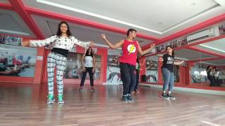 Ude dil befikre - Zumba Dance Fitness Choreo by Jo Danzbiker