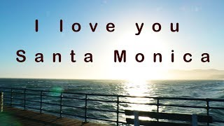 Ausflug nach Santa Monica