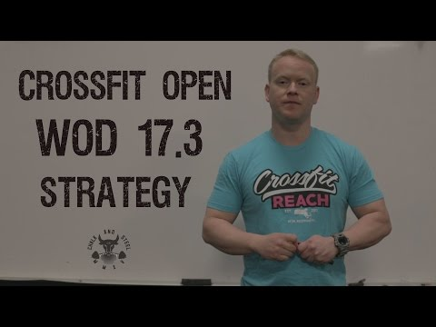 Xxx Mp4 CrossFit Open WOD 17 3 Strategy 3gp Sex