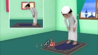 How to Pray like the Prophet Muhammad salallahu alayhi wa sallam - 3 RAKAT PRAYER - Detailed Guide.