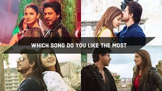 Jab Harry Met Sejal | Which Song Do You Like the Most