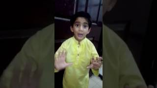 Kids Reply Polyo Abusing Auntey