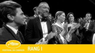 JUSTE LAFIN DU MONDE - Rang I - VO - Cannes 2016