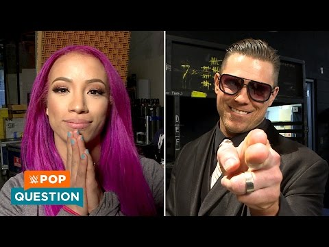 watch What surprise Rumble entrants do WWE Superstars want to see?: WWE Pop Question
