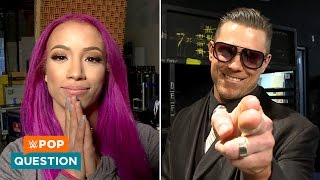 What surprise Rumble entrants do WWE Superstars want to see?: WWE Pop Question