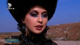 Supermodels by Catalin Botezatu! Modelele au pozat printre gunoaie! Episodul 10, COMPLET HD