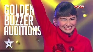 Golden Buzzer Moments From Asia