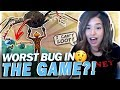 WTF?! MOST ANNOYING BUG IN THE GAME!? Fortnite Ft. Cizzorz!