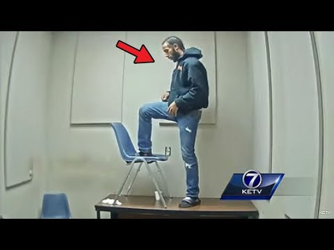5 Most SCARY Police Interrogation Of 2018 You NEED To Watch