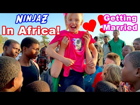 We re Going to Africa Surprise Adventure