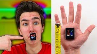 I Found a 1-inch Phone