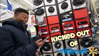 HOW TO GET KICKED OUT OF WALMART (INTERCOM PRANK)