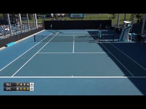 Xxx Mp4 Australian Open 2018 Wildcard Play Off Court 7 Day 1 3gp Sex
