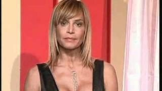 Simona Ventura sostiene E for People