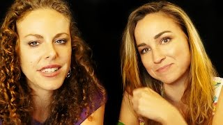 Double Wet ASMR Mouth Sounds, Gum Chewing, Lip Smacking, Eating Sounds Binaural Ear to Ear