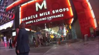 Hot Friday Night on Las Vegas Strip 7-29-2016 (People Watching)